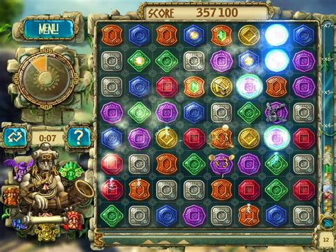 The Treasures of Montezuma 3 - Download and play on PC