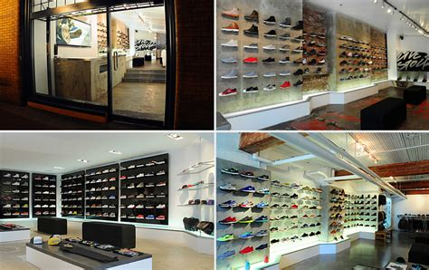 The Top Sneaker Boutiques in the World Right Now | Sole