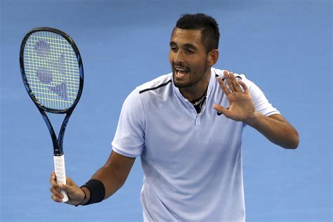Nick Kyrgios fined $31,085 for incident at Shanghai
