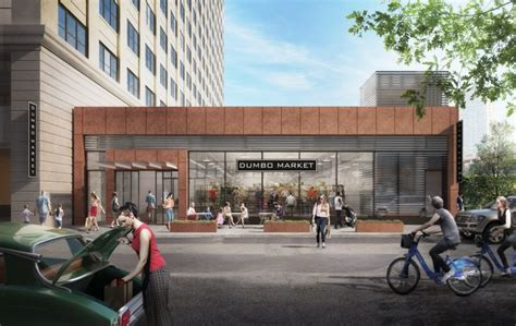 Two Trees To Build DUMBO's First Supermarket at 66 Front