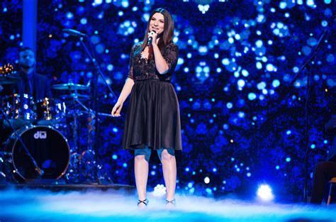 """""""My Grammy Moment"""" with Laura Pausini"""