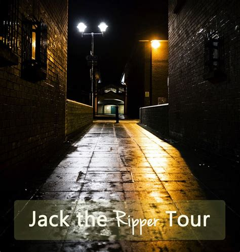Jack the Ripper Walking Tour : London, England - Move By