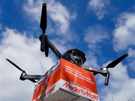 The benefits of combining drones and trucks for deliveries