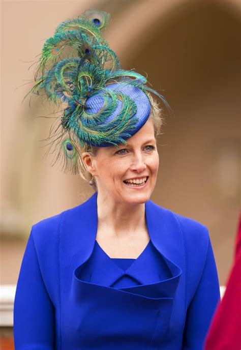 Sophie, Countess of Wessex, attended an Easter service in