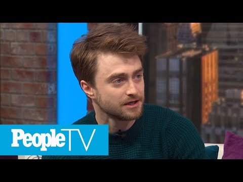 Daniel Radcliffe Says He Fell for His Girlfriend Erin