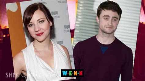 Daniel Radcliffe and Erin Darke Engaged? - The Hollywood