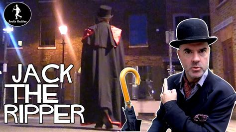 Jack the Ripper - London Walking Tour In His Footsteps