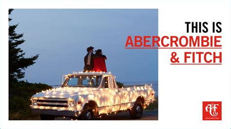Abercrombie & Fitch 2016 Holiday Campaign