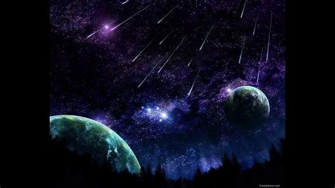 Orionids meteor shower live - YouTube