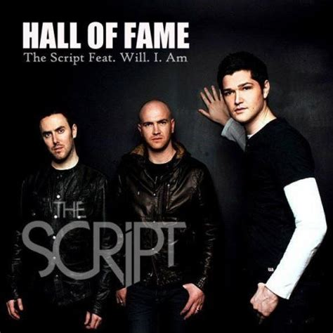 Hall Of Fame Letra - The Script | Musica