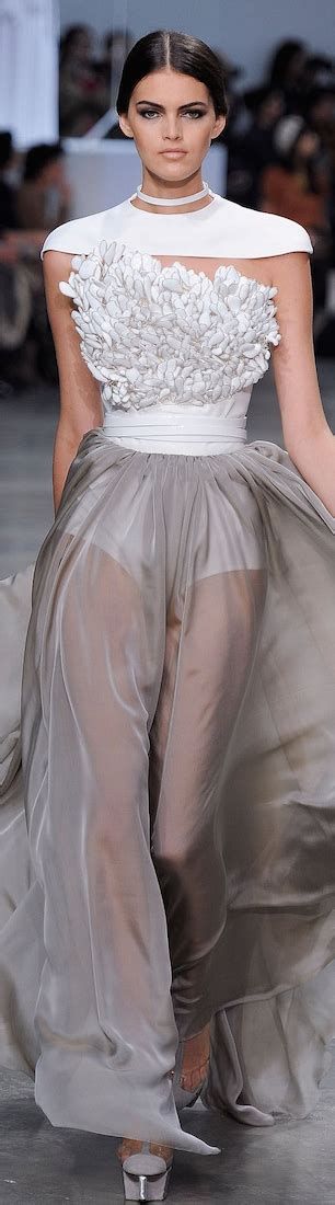 Stephane Rolland Spring Summer 2013 Couture   Fashion