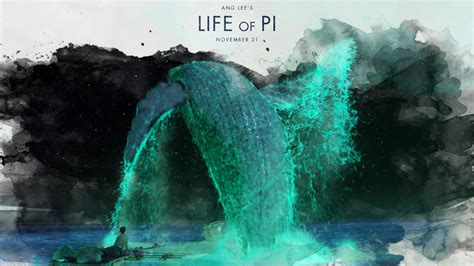 LIFE OF PI Poster and Clip