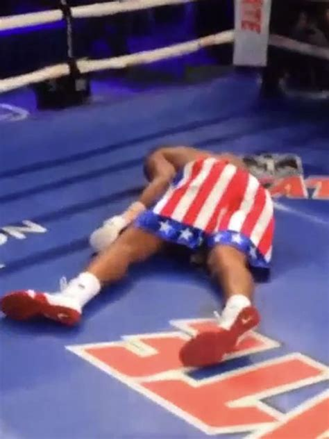 Michael B Jordan gets knocked out after being punched in