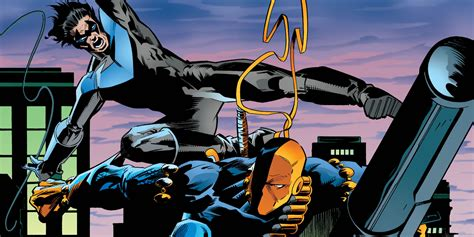 16 Villains We Want To See In The Nightwing Movie