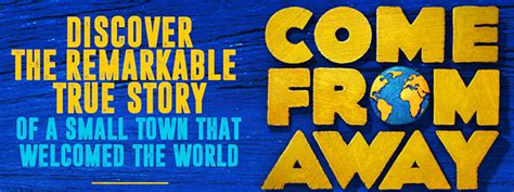 Tickets to Come From Away | LondonMusicalTickets