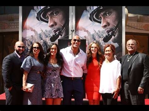 Dwayne Johnson Family Photos || Father, Mother, Brother