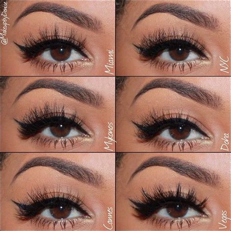 How gorgeous are these NEW Pre-stacked 3D mink lashes by