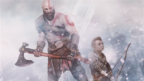 The First 15 Minutes of God of War Gameplay - IGN Video