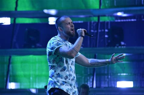 Fotostrecke: Joshua Tappe bei »The Voice of Germany«