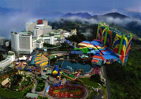 Genting Highland | Travel Wallpapers