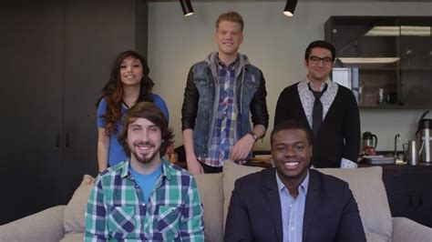 C is for Cookie/Rubber Ducky - Pentatonix feat