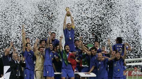 2006 FIFA World Cup™ - News - Italy of '06 in numbers