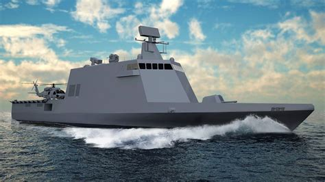 Pakistan orders two corvettes from US-based Swiftships