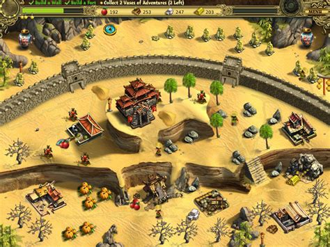 Building the Great Wall of China - Download and play on PC