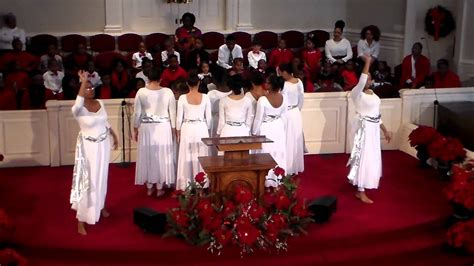 """""""I Love The Lord"""", Inner Vision Dancers, Tabernacle"""
