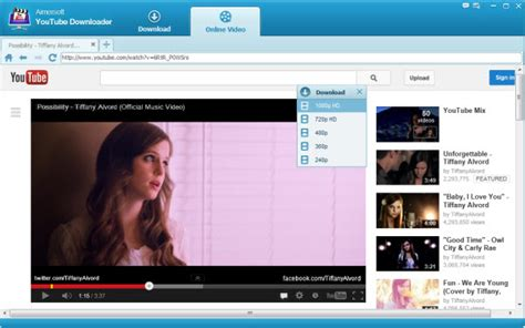 Aimersoft Giveaway: Aimersoft YouTube Downloader | Daves