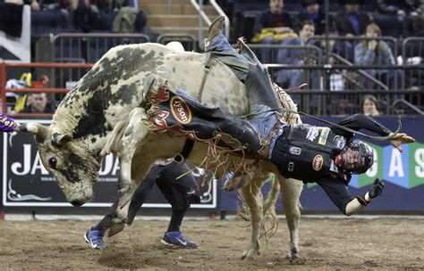 Border Protection Color Guard for Bull Riding Event Barred