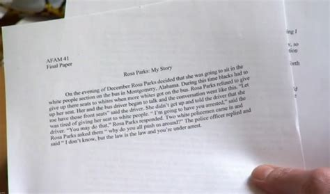 This Ridiculous One-Paragraph Essay By A UNC Athlete Got