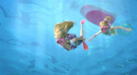 Sisters Ahoy - Diving Barbie and Stacie - Barbie: Life in