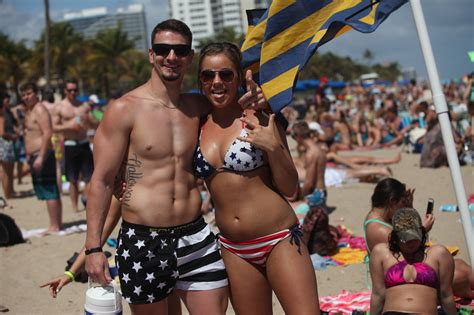 Pictures: Spring Break through the years - Orlando Sentinel