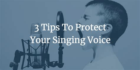 3 Tips To Protect Your Singing Voice | Calgary Children's