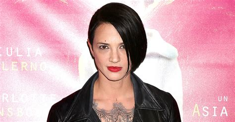 Anthony Bourdain's Girlfriend Asia Argento: 5 Things to