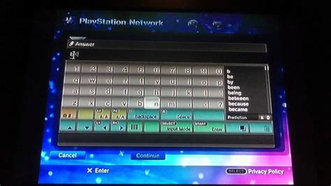 How To Create A PlayStation 3 Online ID (Easy totorial for