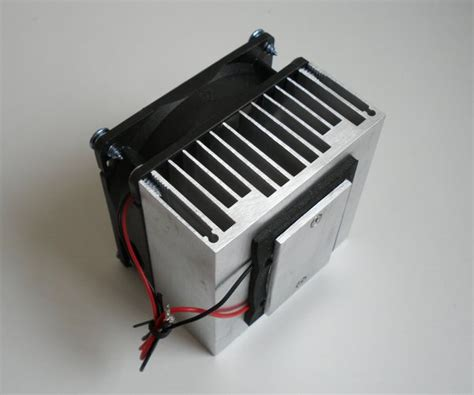 thermoelectric cooler 12V 60-72W manufacturer-supplier China