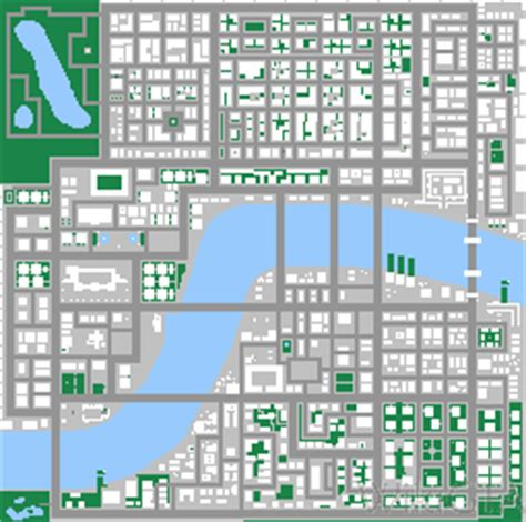 Maps (GTA London) - WikiGTA - The Complete Grand Theft