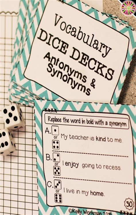 71 best Synonym and Antonym images on Pinterest   Synonyms