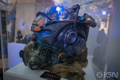 E3 2016: 18 Pictures of the Highly Detailed Titanfall 2