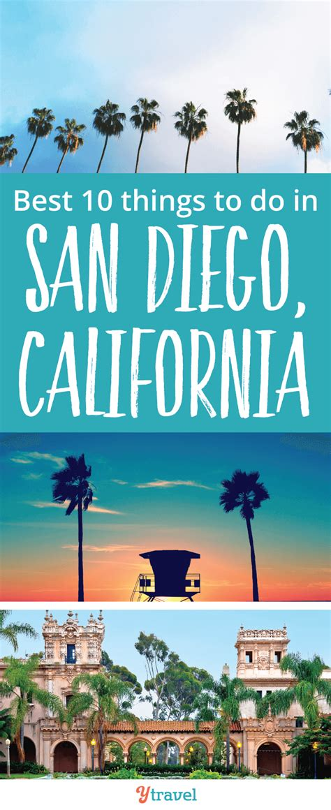 10 Don't-Miss Things to Do in San Diego, California
