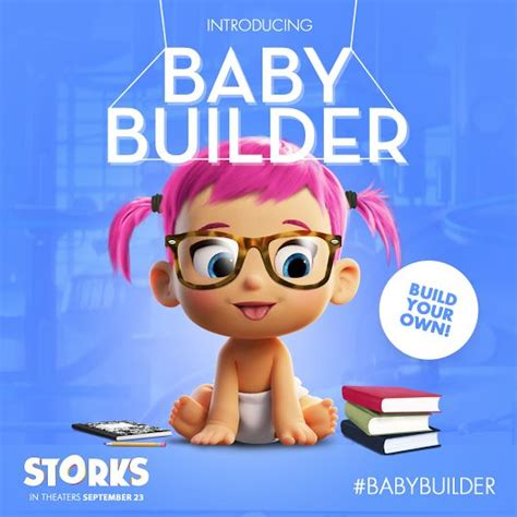Special Delivery: Create your baby avatar with #STORKS