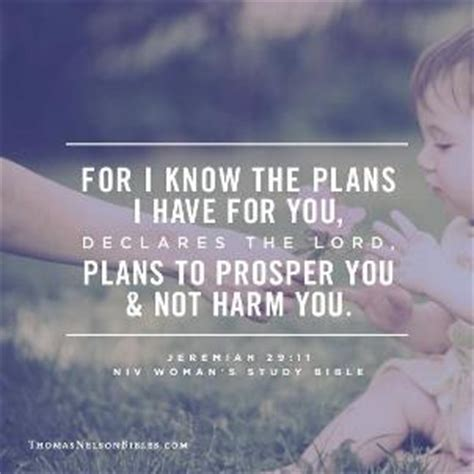 For I Know the Plans I Have for You - FaithGateway