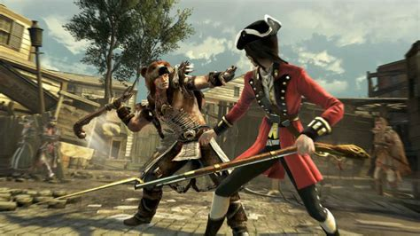 Assassin's Creed 3 - Red Coat Multiplayer Pack DLC Uplay