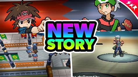 Pokemon rom download nds