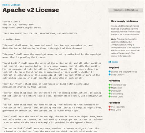 Choosing an open source software license for your