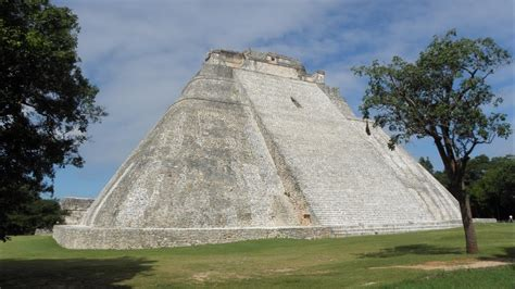 The Mayan Sacred Sites: Chichen Itza, Uxmal, Palenque