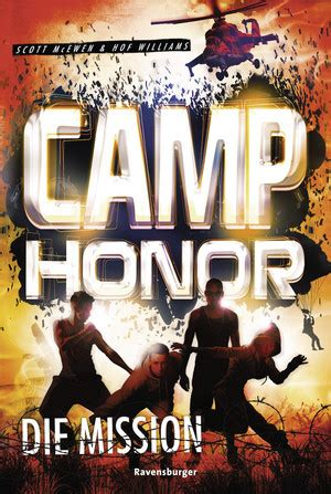Camp Honor: Die Mission - Jugendbuch-Couch