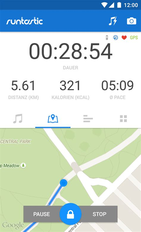 runtastic Pro - Android App - Download - CHIP